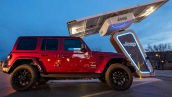 Video : Jeep 80th Anniversary, Tampilkan Jeep Listrik Dengan Teknologi Autonomous