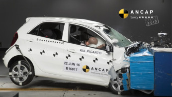 VIDEO: Crash Test Kia Picanto