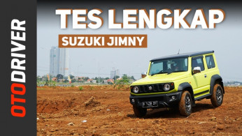 VIDEO: Suzuki Jimny 2019 | Review Indonesia | OtoDriver