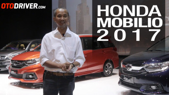 VIDEO: Honda Mobilio 2017 First Impression | OtoDriver