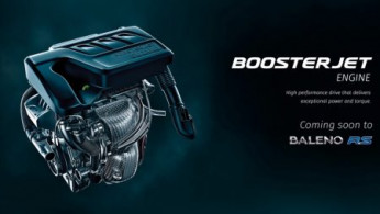VIDEO: Teaser Suzuki Baleno RS Turbo Di India