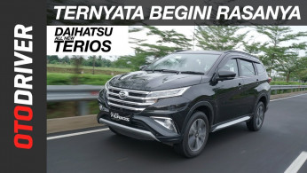 VIDEO: Daihatsu All New Terios First Drive Review | OtoDriver