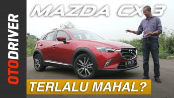 VIDEO: Mazda CX-3 Review | OtoDriver