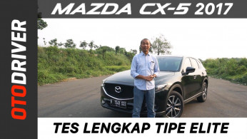 VIDEO: Mazda CX-5 Tipe Elite Review | OtoDriver