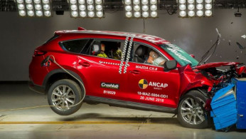 VIDEO: Crash Test Mazda CX-8 (Australian NCAP)