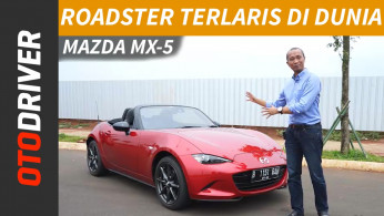 VIDEO: Mazda MX-5 2018 Review | OtoDriver