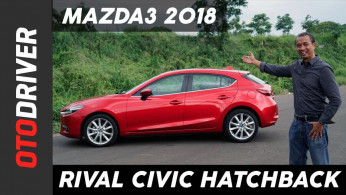 VIDEO: Mazda3 2018 Review | OtoDriver