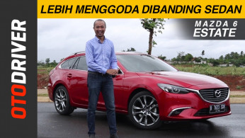VIDEO: Mazda6 Estate 2017 Review | OtoDriver