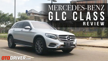 VIDEO: Mercedes-Benz GLC-Class 2016 Review | OtoDriver