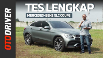 VIDEO: Mercedes-Benz GLC Coupe 2020 Review