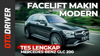 VIDEO: Mercedes-Benz GLC 200 2020 Review