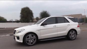 VIDEO: Mercedes-Benz ML63 AMG Ini Bertenaga 900 HP! Dengarkan Suaranya