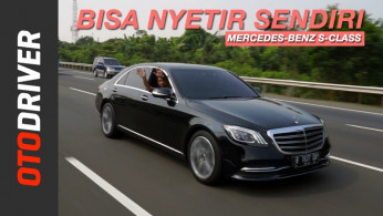 VIDEO: Mercedes Benz S 450 L 2019 | Review Indonesia | OtoDriver