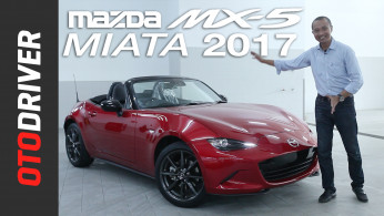 VIDEO: Mazda MX-5 Miata 2017 First Impression Review | OtoDriver