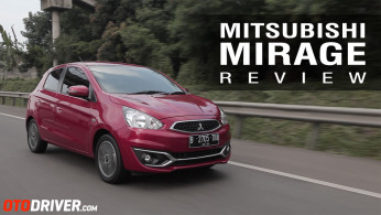 VIDEO: Mitsubishi Mirage Exceed 2016 Review |OtoDriver