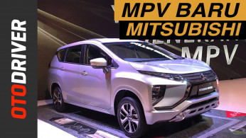 VIDEO: First Impression Mitsubishi Small MPV