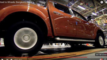 VIDEO: Simak Proses Pembuatan Nissan Navara Dari Awal Hingga Jadi