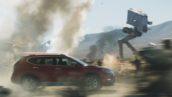 VIDEO: Ketika Nissan X-Trail Menjadi 'Bintang Film' Star Wars