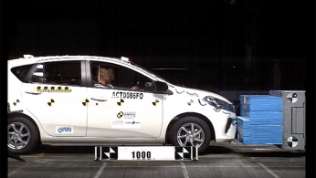 VIDEO: Crash Test Perodua Myvi | Daihatsu Sirion (ASEAN NCAP)