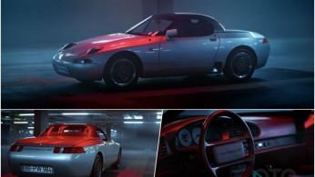 VIDEO: Porsche Ungkap Berbagai Mobil Rahasia-nya