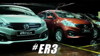 VIDEO: Suzuki Ertiga Dijual Proton Dengan Tetap Pertahankan Nama Ertiga