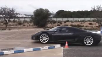 """VIDEO: Koenigsegg Regera """"Disiksa"""" Untuk Perayaan 1 Juta Follower Instagram!"""