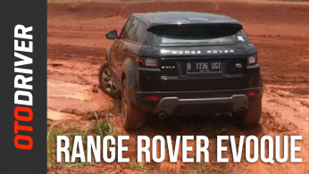 VIDEO: Range Rover Evoque Facelift Review | OtoDriver