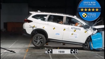 VIDEO: Crash Test Toyota All New Rush 2018 (ASEAN NCAP)