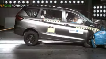 VIDEO: Crash Test Suzuki Ertiga 2019 (Global NCAP)