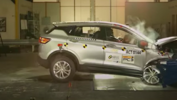 VIDEO: Crash Test Proton X50 (ASEAN NCAP)