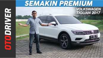 VIDEO: VW Tiguan 2018 Review Indonesia | OtoDriver