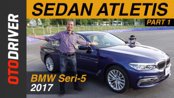VIDEO: BMW Seri-5 2017 Review di Jepang | OtoDriver