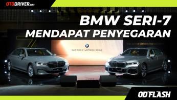 VIDEO: BMW Seri-7 Facelift Rakitan Sunter Bersolek