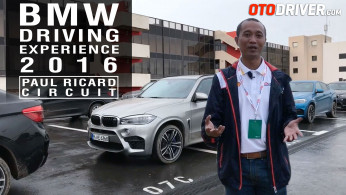 VIDEO: BMW Driving Experience 2016 | OtoDriver