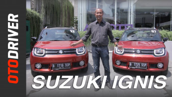 VIDEO: Suzuki Ignis 2017 First Drive Review Indonesia | OtoDriver