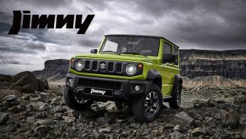 VIDEO: Sambutlah, Suzuki Jimny Terbaru yang Resmi Meluncur di Jepang