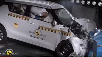 VIDEO: Crash Test Suzuki Swift 2017 (Euro NCAP)