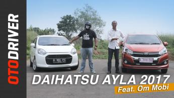 VIDEO: Daihatsu Ayla 1.2 Review | OtoDriver