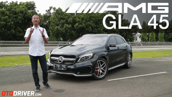VIDEO: Mercedes-AMG GLA 45 Review | OtoDriver