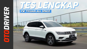 VIDEO: VW Tiguan All Space 2020 | Review Indonesia | OtoDriver