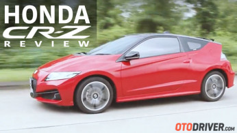 VIDEO: Honda CR-Z 2016 Review | OtoDriver