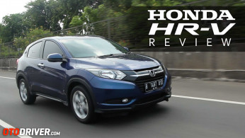 VIDEO: Honda HR-V 1.5L E CVT Review | OtoDriver