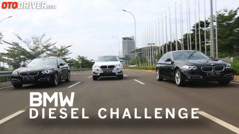 VIDEO: BMW Diesel Challenge 2016 | OtoDriver
