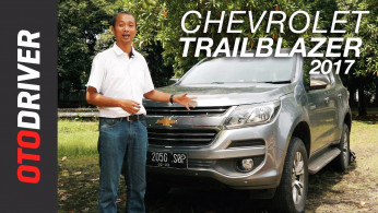 VIDEO: Chevrolet Trailblazer 2017 Review | OtoDriver