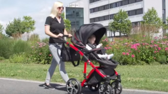 Video: VW Membuat Baby Stroller Golf GTI