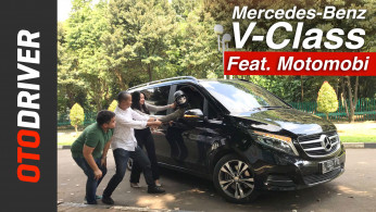VIDEO: Mercedes-Benz V-Class 2017 Review | OtoDriver