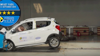 VIDEO: Crash Test VinFast Fadil (ASEAN NCAP)