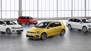 VIDEO: Ini Dia VW Golf Mk7 Facelift 2017