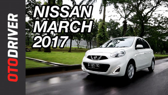 VIDEO: Nissan March Facelift 2017 Review | OtoDriver