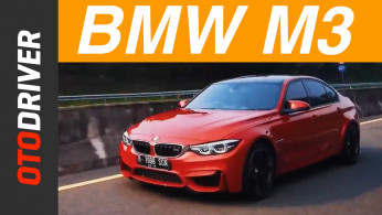 VIDEO: BMW M3 2017 Review | OtoDriver